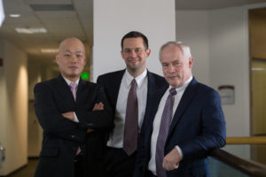 Korean clients review personal injury work of Lee, Myers & O'Connell